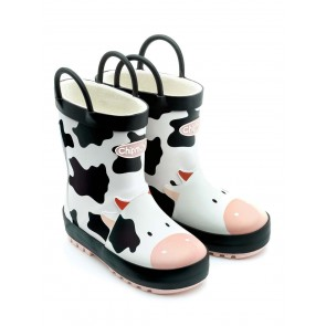 Chipmunks Gertie Cow Wellies