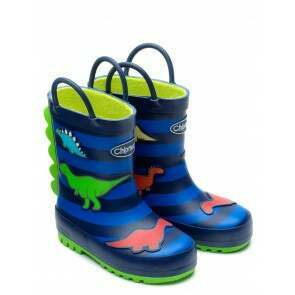 Chipmunks Jurassic II Dinosaur Wellies