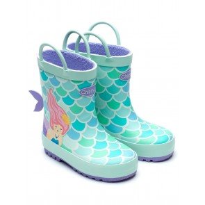 Chipmunks Mermaid Wellies