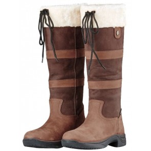 Dublin Eskimo Boots II Dark Brown