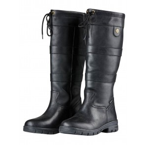 Dublin River Grain Boots Black