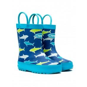 Chipmunks Shark Finn Wellies