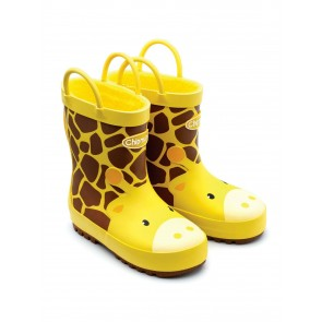 Chipmunks Gabe Giraffe Wellies