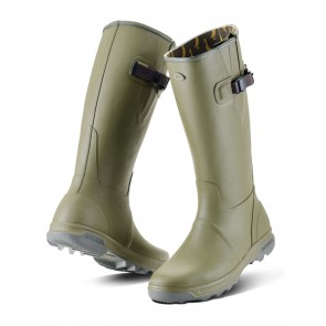 Grubs Highline Classic Wellingtons Sage Green