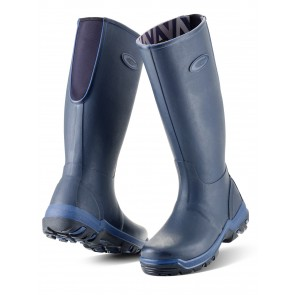 Grubs Rainline Wellies Navy