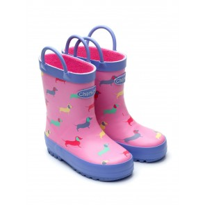 Chipmunks Sausage Dog Wellies