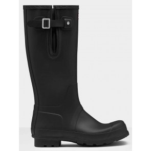 Hunter Men's Original Tall Side Adjustable Black