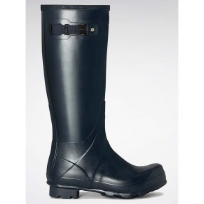 Hunter Norris Field Boot Navy