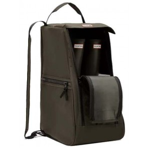 Hunter Original Tall Boot Bag Dark Olive