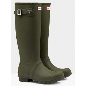 Hunter Women's Original Tall Dark Olive