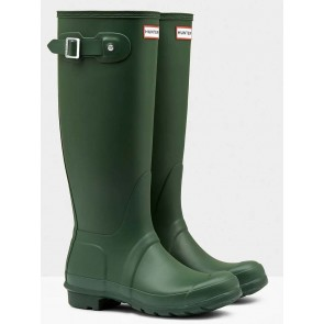 Hunter Women's Original Tall Hunter Green