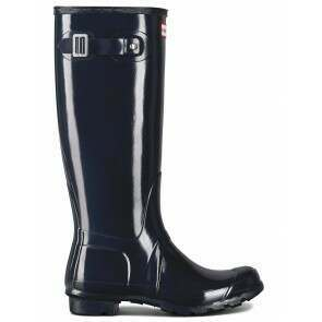 Hunter Women's Original Tall Gloss Navy
