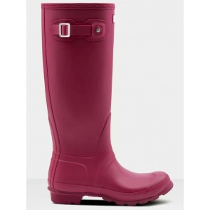 Hunter Women's Original Tall Claret