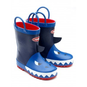 Chipmunks Jaws Shark Wellies
