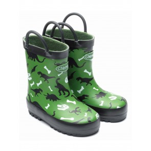 Chipmunks Jurassic Dinosaur Wellies