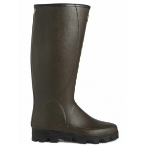 Le Chameau Ceres Neoprene Agri Boot Brown