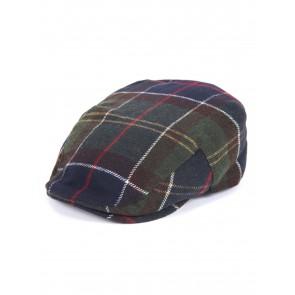 Barbour Gallingale Tartan Flat Cap Classic