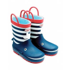 Chipmunks Moby Whale Wellies