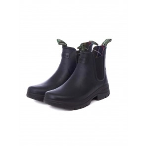 Barbour Fury Men's Chelsea Boot Black