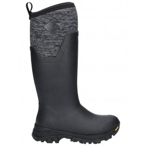 Muck Boots Women's Arctic Ice AG Black/Heather Jersey