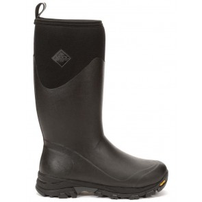 Muck Boots Men's Arctic Ice Grip Tall Black
