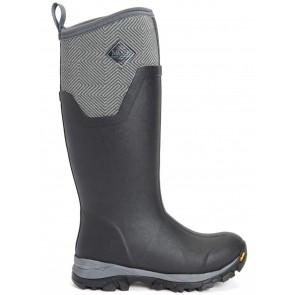 Muck Boots Women's Arctic Ice Tall Grey Geometric