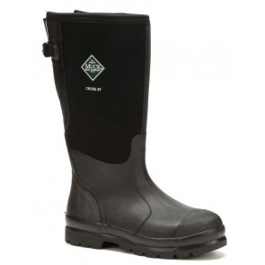 Muck Boots Chore XF Gusset Black