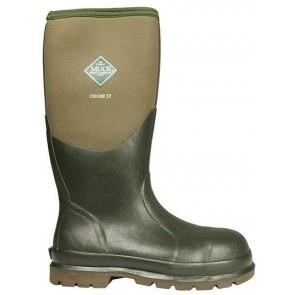Muck Boots Chore Steel Toe Moss