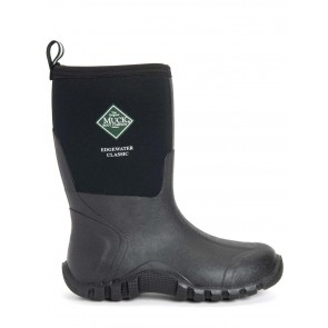 Muck Boots Edgewater Classic Short Black