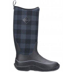Muck Boots Women's Hale Grey Plaid