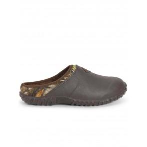 Muck Boots Men's Muckster II Clog Fleece Realtree Camo