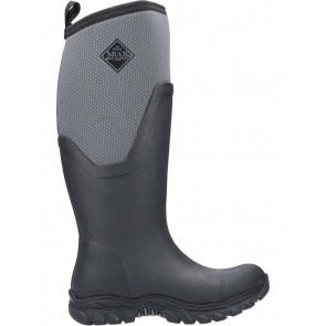 Muck Boots Women's Arctic Sport II Tall Black/Grey