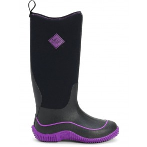 Muck Boots Women's Hale Black/Purple