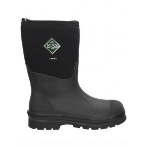Muck Boots Chore Mid Black
