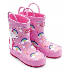Chipmunks Olympia Unicorn Wellies