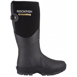 Rockfish Men's Groundhog Black