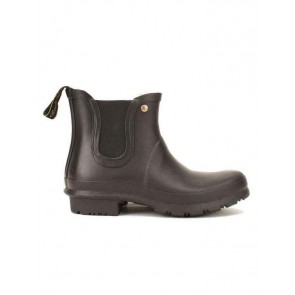 Rockfish Chelsea Boot Matt Black