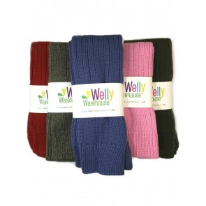 Women's Premium Welly Socks