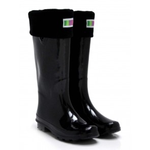 Welly Warehouse Black Welly Socks