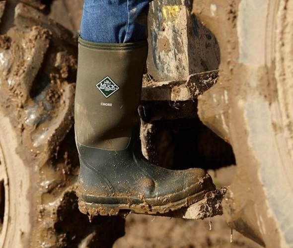 Best Wellies for farming