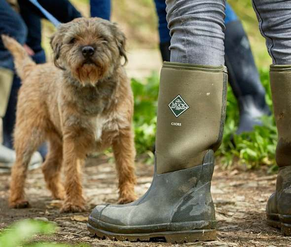 Best Wellies for walking the dog
