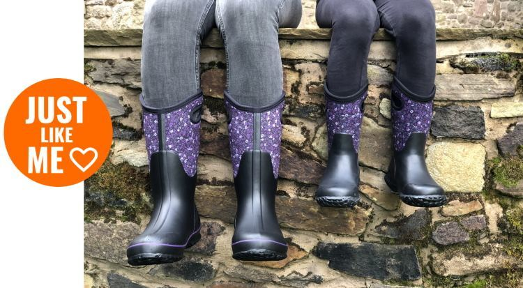 Just Like Me - Matching Family Wellies