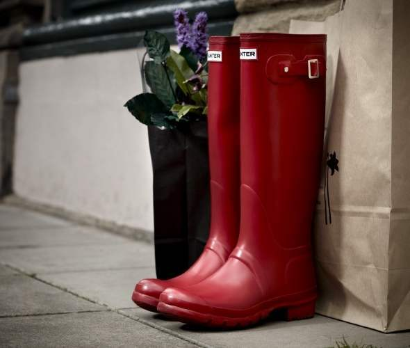 Best Wellies for the Urban Commute