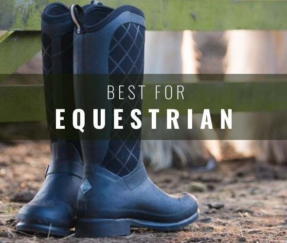 Best Wellies for Equestrian