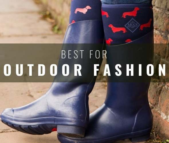 Best Wellies for Outdoor Fashion