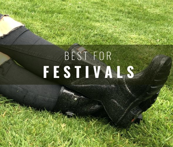 Best Wellies for Festivals