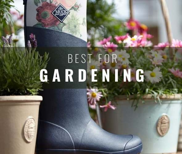 Best Wellies for Gardening