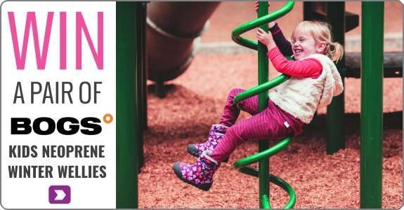 Win a pair of Bogs Kids Boots