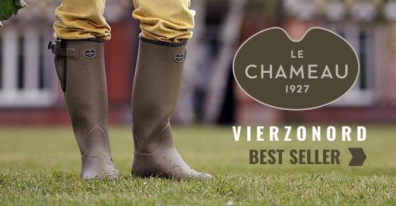 Le Chameau Vierzonord - our best seller