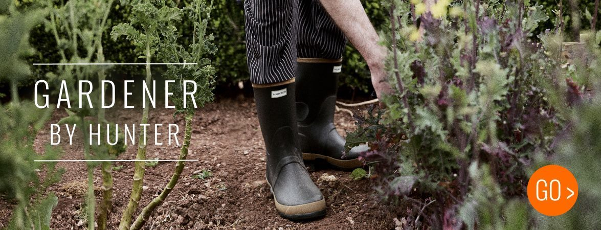 Hunter Wellies - Perfect for Gardening